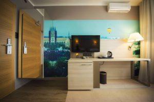 pokoje dla niepalących w hotelu w Białymstoku