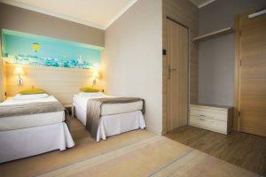 hotel w centrum Białegostoku - pokoje dwuosobowe