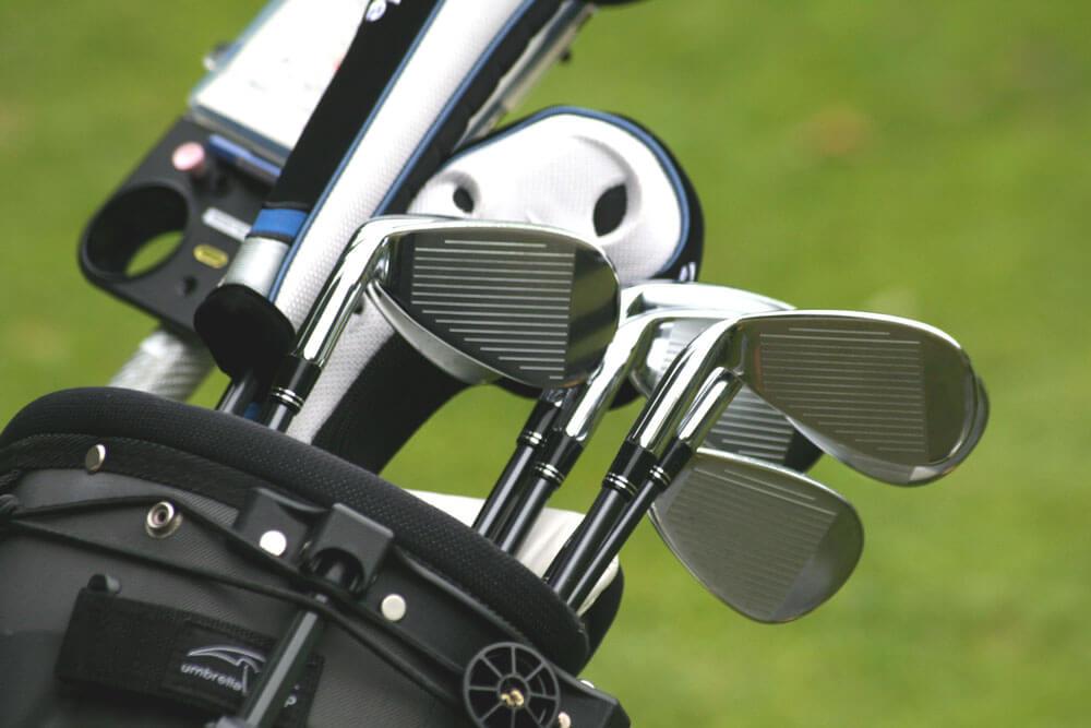 Golf na stres