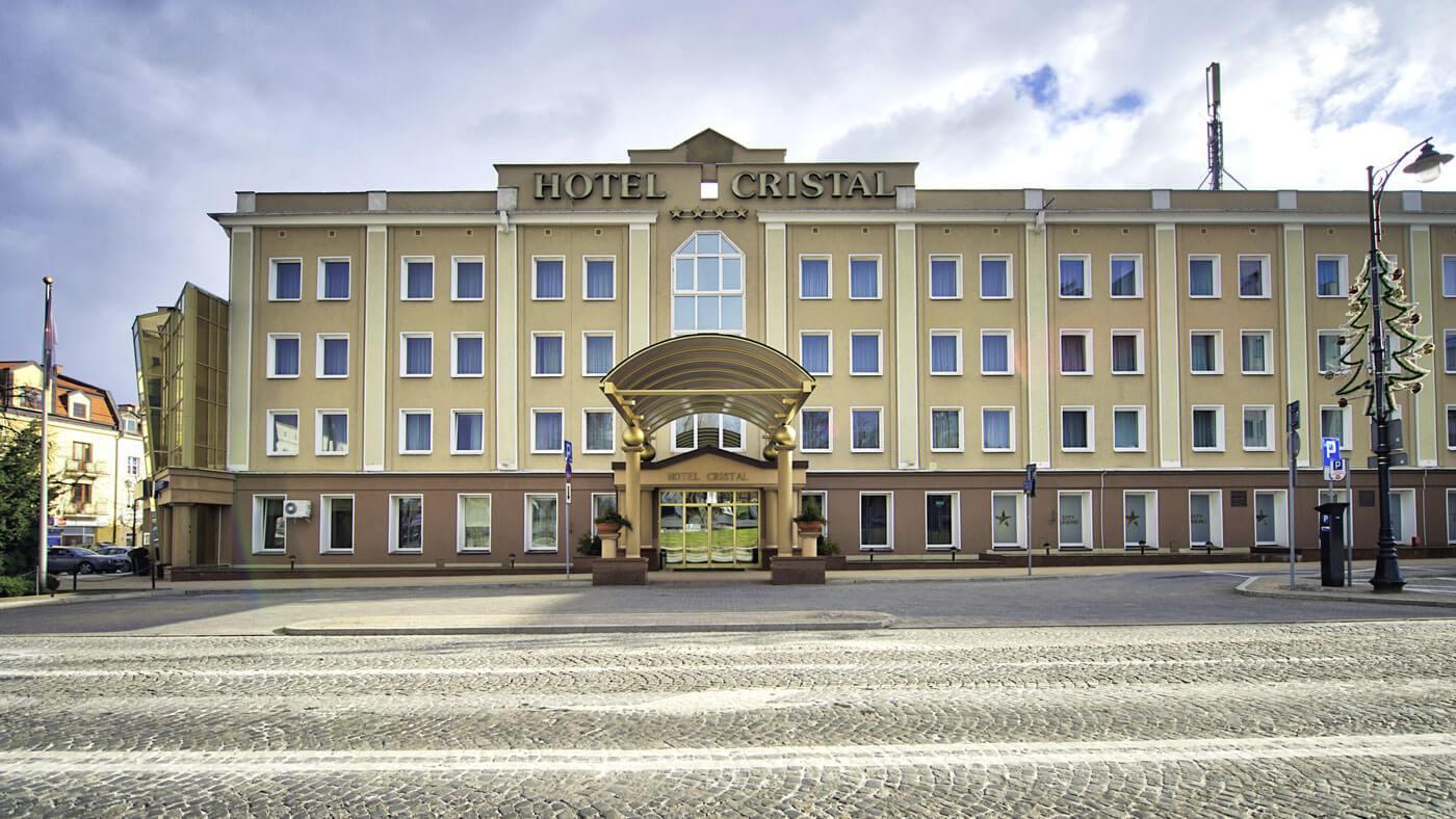 hotel Białystok best western cristal