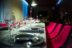 konferencja w hotelu Białystok - jedzenie