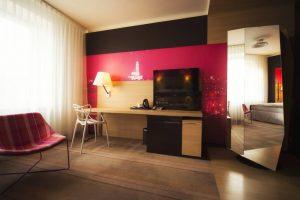 salon w hotelu w Białymstoku