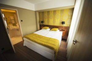 sypialnia hotel w Białymstoku