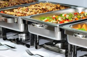 posiłki w formie bufetu w hotelu w Białymstoku