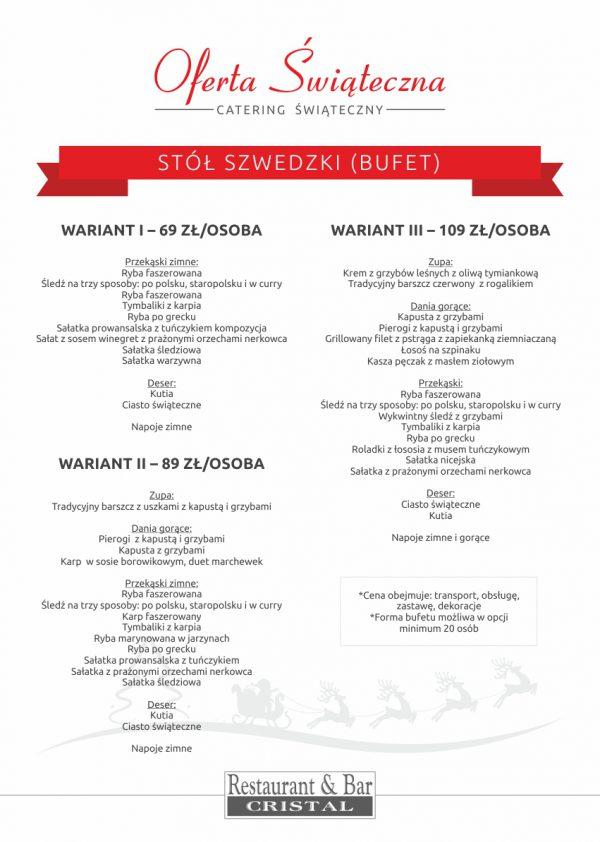 bufet restauracji Białystok